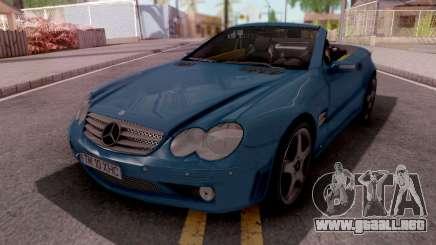 Mercedes-Benz SL65 AMG Cabrio para GTA San Andreas