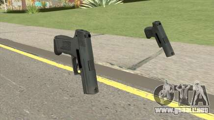 CS-GO Alpha P2000 para GTA San Andreas