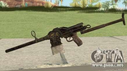 COD WW2 - MG-81 Machine Gun para GTA San Andreas