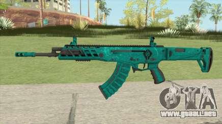 Warface AK-Alfa Absolute (Without Grip) para GTA San Andreas