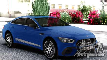 Mercedes-Benz GT63s Blue para GTA San Andreas