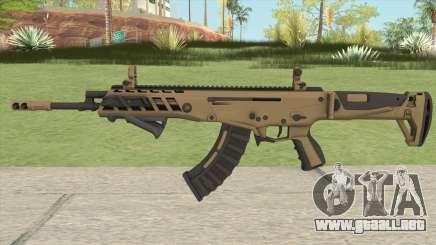 Warface AK-Alfa Gold (With Grip) para GTA San Andreas