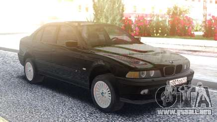 BMW 5-series E39 para GTA San Andreas