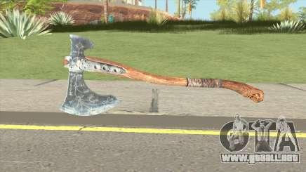 Kratos Axe para GTA San Andreas