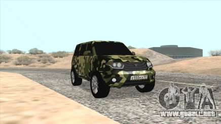 UAZ Patriot Camo para GTA San Andreas