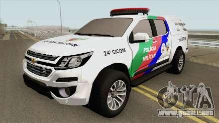 Chevrolet S-10 (PMAM) para GTA San Andreas
