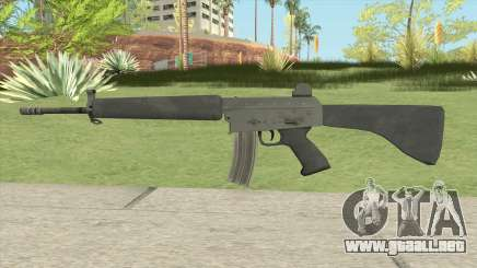 AR-18 Assault Rifle para GTA San Andreas