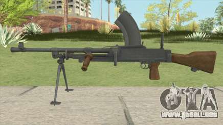 Day Of Infamy BREN MG para GTA San Andreas