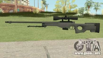 CS-GO Alpha AWP para GTA San Andreas