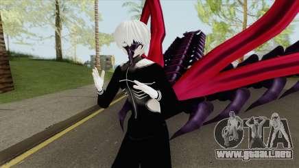Kaneki Skin V5 (Tokyo Ghoul) para GTA San Andreas