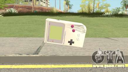 Gameboy para GTA San Andreas