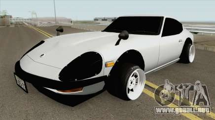 Nissan Fairlady Z 240ZG (Altus Garage) para GTA San Andreas