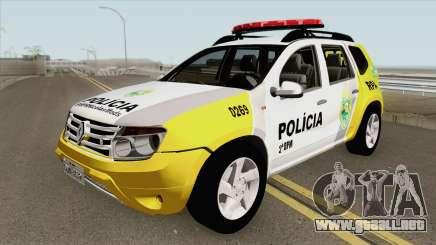 Renault Duster 2013 RPA PMPR para GTA San Andreas