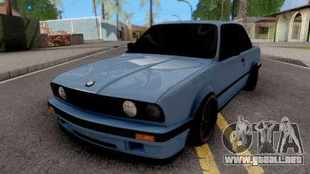 BMW E30 325i 1997 KenGarage para GTA San Andreas