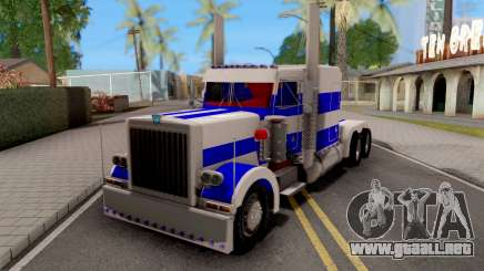 Transformers Ultra Magnus v1 para GTA San Andreas