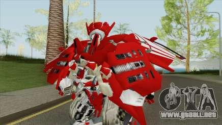Transformers The Game - Swindle para GTA San Andreas