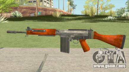 Classic FN-FAL (Tom Clancy: The Division) para GTA San Andreas