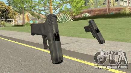 CS-GO Alpha Glock-18 para GTA San Andreas
