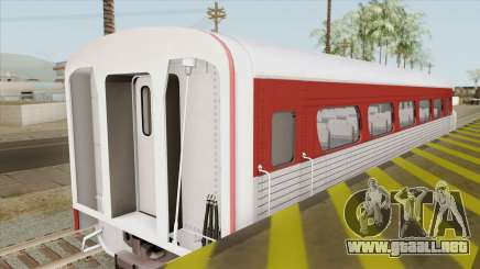 Aerotrain Coach-Observation (GM Aerotrain 1956) para GTA San Andreas