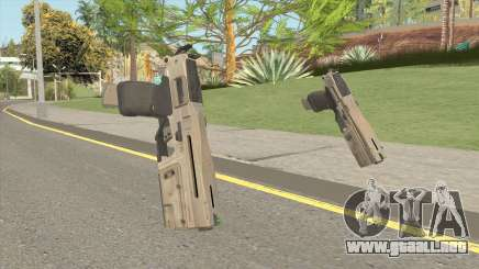Call Of Duty Black Ops 4: KAP-45 para GTA San Andreas