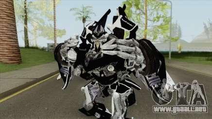Transformers Barricade High 2007 para GTA San Andreas