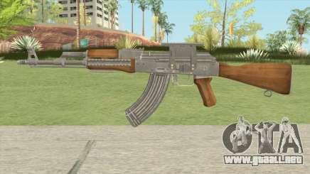 Classic AK47 V1 (Tom Clancy: The Division) para GTA San Andreas