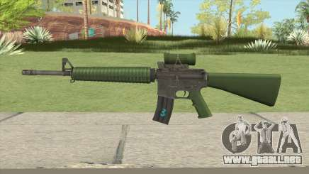 C7A2 Assault Rifle para GTA San Andreas