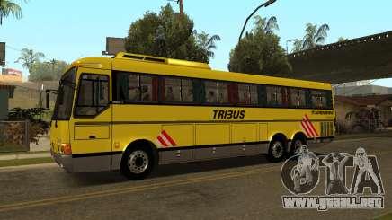 Tecnobus Tribus 4 para GTA San Andreas