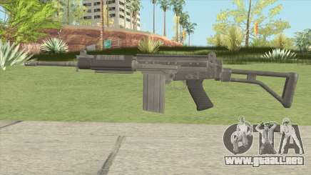 Military SA-58 (Tom Clancy: The Division) para GTA San Andreas