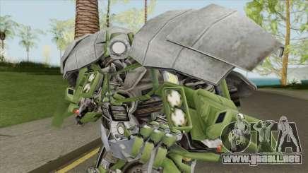 Mixmaster 2007 para GTA San Andreas