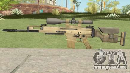 CS-GO Alpha SCAR-20 para GTA San Andreas