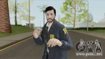 GTA Online Skin V6 (Law Enforcement) para GTA San Andreas