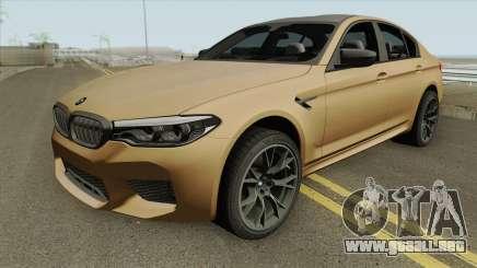 BMW M5 F90 2019 para GTA San Andreas