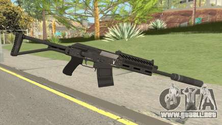 Heavy Shotgun Silenced GTA V para GTA San Andreas