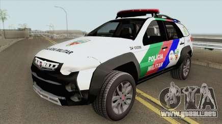 Fiat Palio Weekend Locker (PMAM) para GTA San Andreas