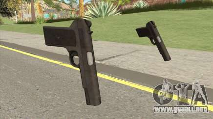 Pistol Otel Rapid para GTA San Andreas