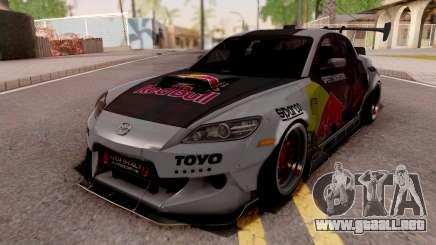 Mazda RX-8 SE para GTA San Andreas