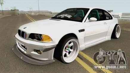 BMW M3 E46 Pandem Custom para GTA San Andreas