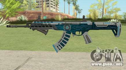 Warface AK-Alfa Syndicate (With Grip) para GTA San Andreas