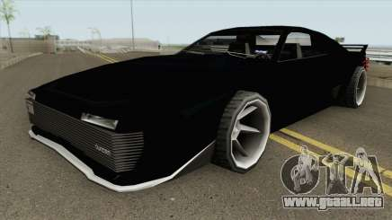 QUDRA From Cyberpunk 2077 (SA Style) para GTA San Andreas