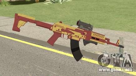 Assault Rifle GTA V MK2 para GTA San Andreas