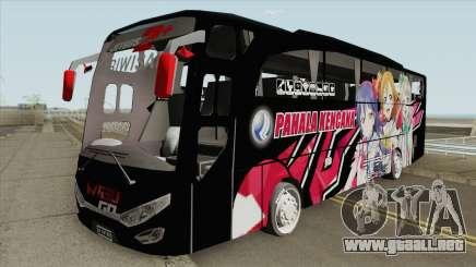 Jetbus 2 HD para GTA San Andreas