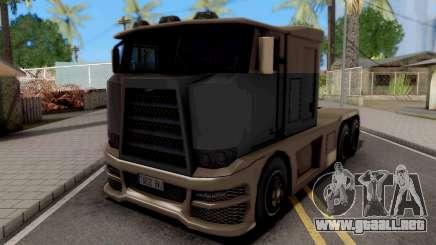 Roadtrain EU para GTA San Andreas