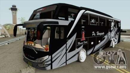 Jetbus 2 SHD para GTA San Andreas