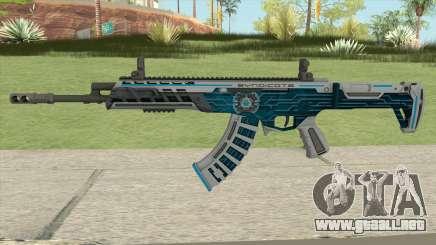 Warface AK-Alfa Syndicate (Without Grip) para GTA San Andreas