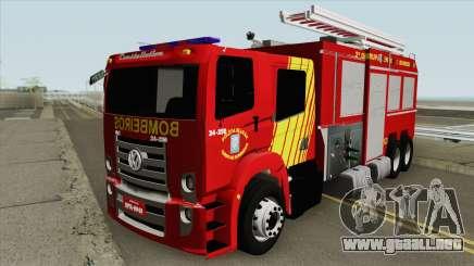 Volkswagen Constellation BOMBEIROS PR para GTA San Andreas