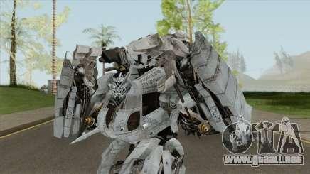 Transformers Blackout High 2007 para GTA San Andreas