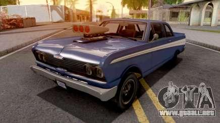 GTA V Vapid Blade para GTA San Andreas