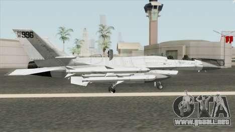 Jobuilt P - 996 LAZER V2 GTA V para GTA San Andreas