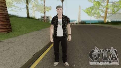 Italian Gang Skin V2 para GTA San Andreas